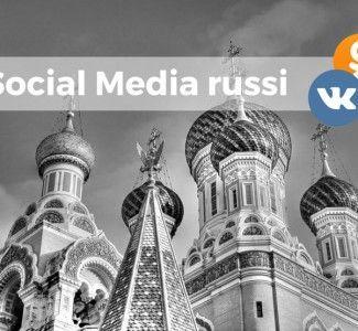 Foto Social Russi: come si conquista il cliente