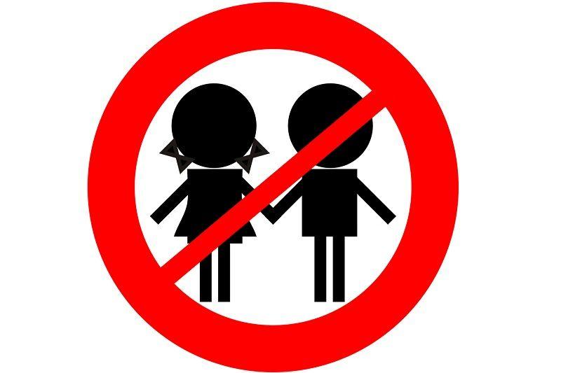 Ristoranti Child-Free No Kids Zone
