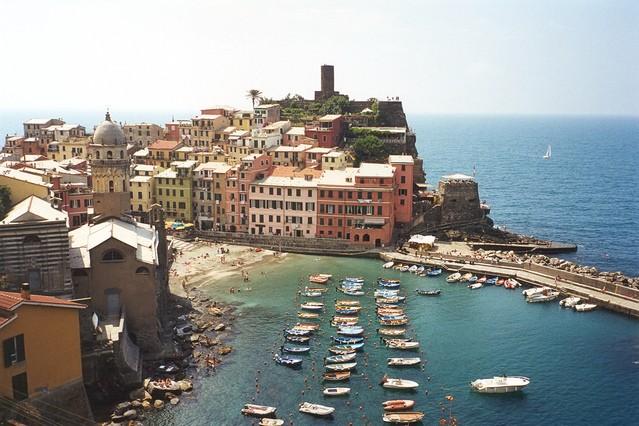 Vernazza - Le Cinque Terre