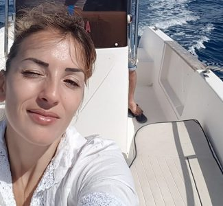 Foto Alice e il lavoro delle meraviglie: vendo viaggi anche quando vado in barca