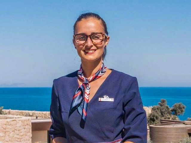 lavorare con Club Med - Jessica Palermo