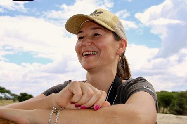 consulente di viaggi -elena popescu safari