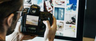 Foto comunicazione nel settore turistico
