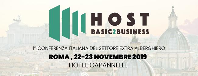 HOST BASIC2BUSINESS formazione per Host