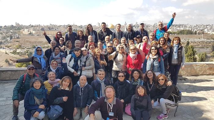 organizzare viaggi - gruppo 50 persone