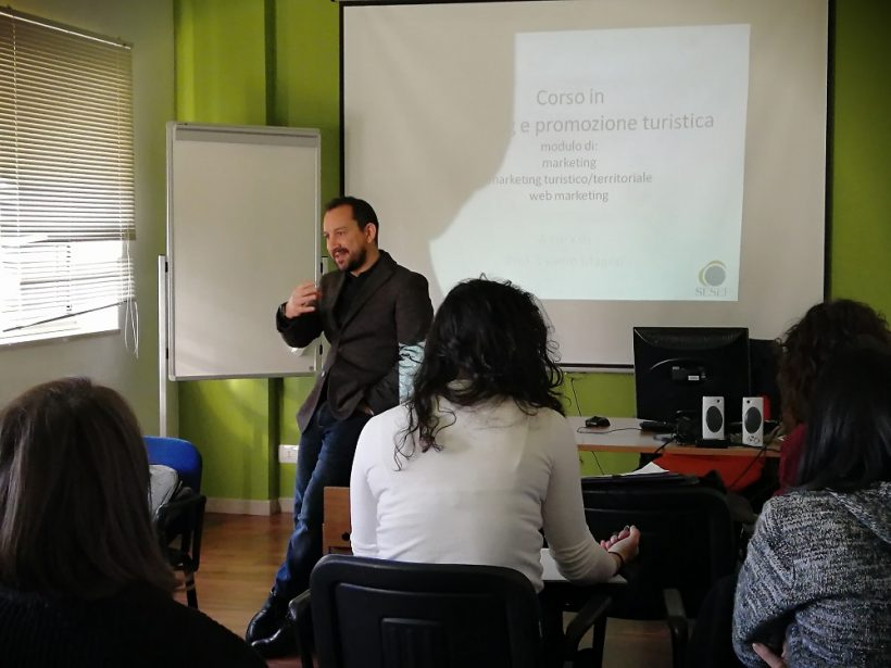 formazione per imprese turismo - Valerio Magno Sesef
