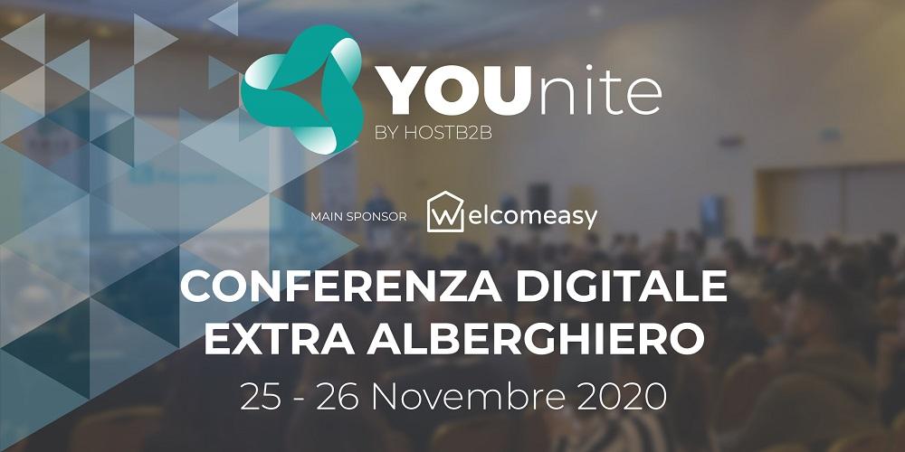 YOUNITE HOSTB2B Conferenza Digitale