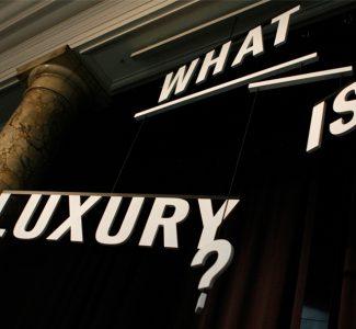 Foto Il lusso in Hotel e i veri bisogni degli ospiti