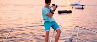Foto turismo esperienziale tour barca
