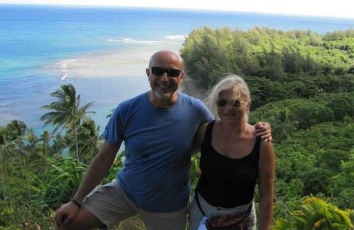 Sissi & Dan - Napali Coast - Kauai