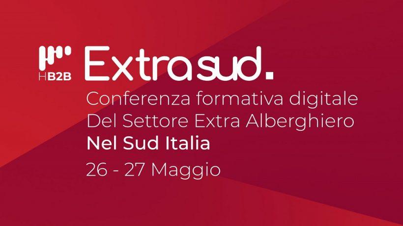 EXTRASUD conferenza del settore extralberghiero Sud Italia