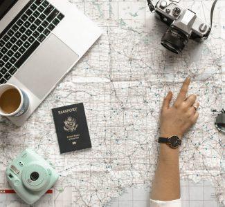 Foto Travel Influencing, quando viaggiare diventa un lavoro
