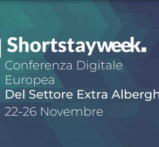 Foto Host B2B: arriva Short Stay Week, la prima conferenza digitale europea sugli affitti brevi