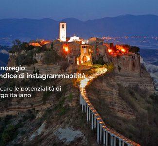 Foto Come comunicare le potenzialità di un piccolo borgo: attivatori e indici di instagrammabilità