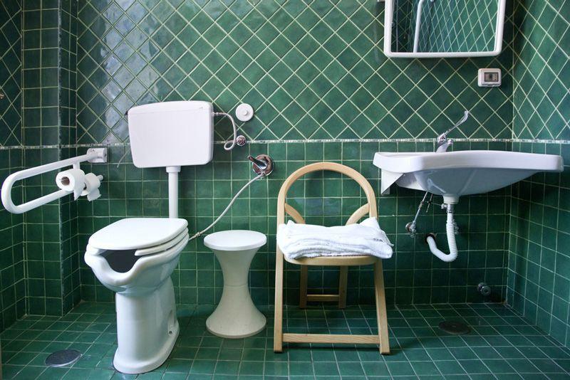 Disegno Bagno Per Bambini : Camera dhotel per disabili: come evitare che somigli a un ospedale