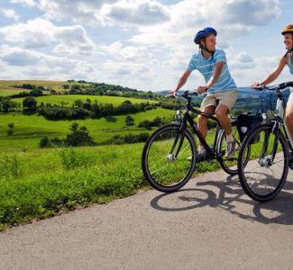 Foto Accompagnatore Cicloturistico: pianificare un'escursione e pedalare in tutta sicurezza