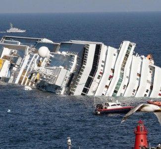 Foto Titanic vs Costa Concordia [Infografica]