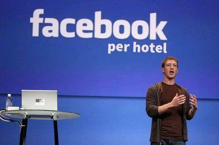 Facebook-per-hotel