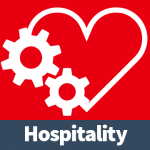 Logo del gruppo di Hospitality Industry