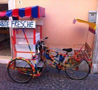 Foto Il triciclo di Luciano e le leve del marketing mix