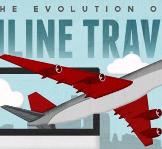 Foto L'evoluzione del Travel Online [Infografica]
