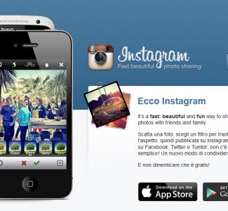 Foto Instagram come funziona e perchè usarlo nel Turismo