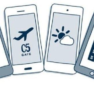 Foto Servizi su Smartphone preferiti dai clienti: nuova sfida per gli hotel