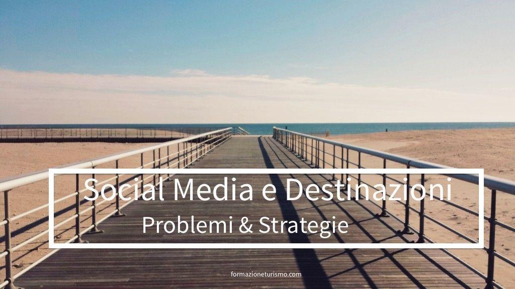 Social media e destinazioni