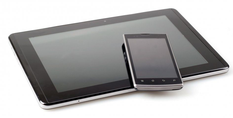 tablet e mobile