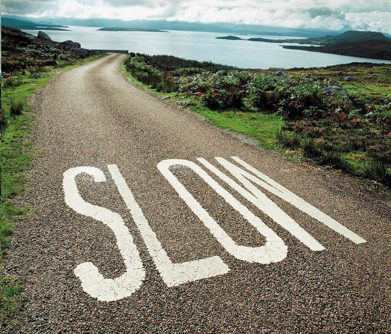 turismo lento