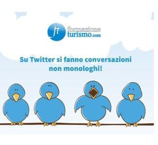 Foto Su Twitter si fanno conversazioni non monologhi!